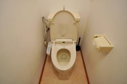 ドミンゴ桜新町1階トイレ