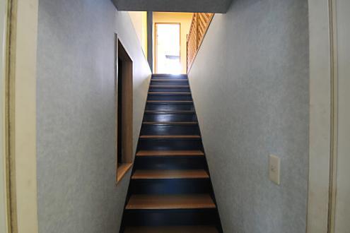 ドミンゴ綾瀬階段