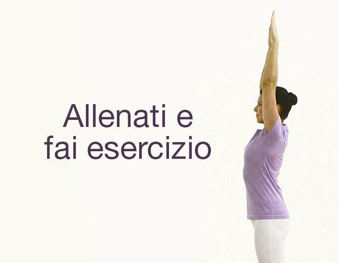 Esercizio fisico e allenamento
