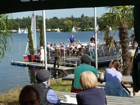 Picknickwanderung mit Sonja in Unterbacher See