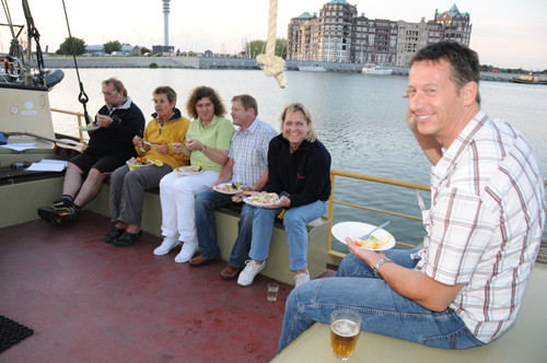 Segeltour Level Club Düsseldorf Juli 2009