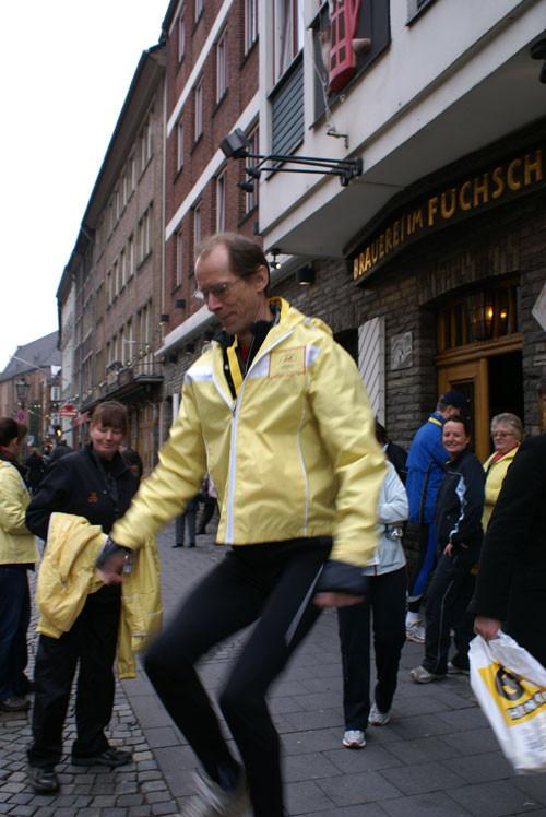 Scheißwetterlauf 2009 mit actiondates