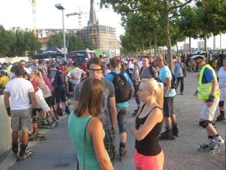Rollnacht Düsseldorf