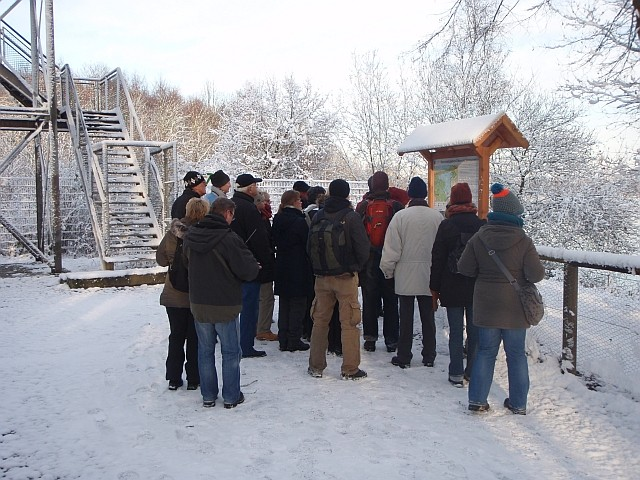 Wanderung Elbsee 8.12.2012 mit actiondtes
