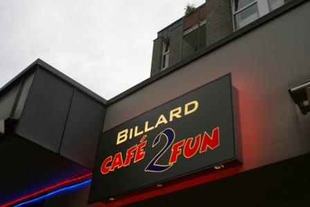 Dart und Billard Abend