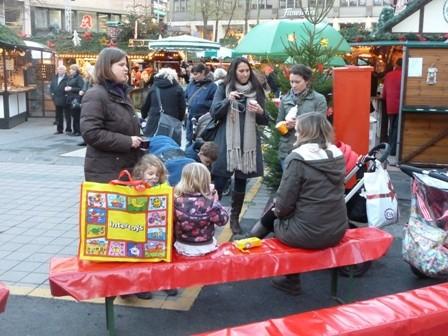 Weihnachtsmarkt am Sonntag