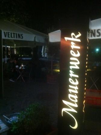 """Gut kann man essen im """"Mauerwerk""""Neuss"""
