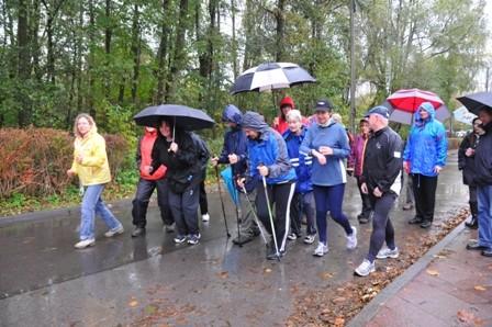 LEvel Run ... auch der Regen kann uns nicht stoppen