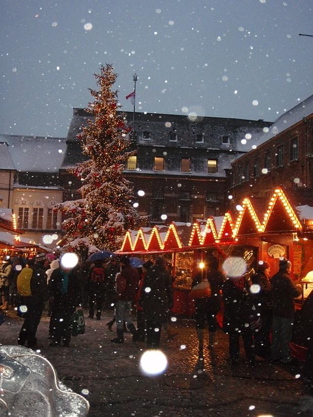 Weihnachtsmarkt Düsseldorf Samstag