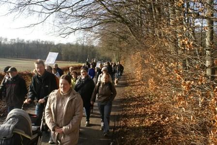 Leiselaufdemon für den Aaper Wald 2011