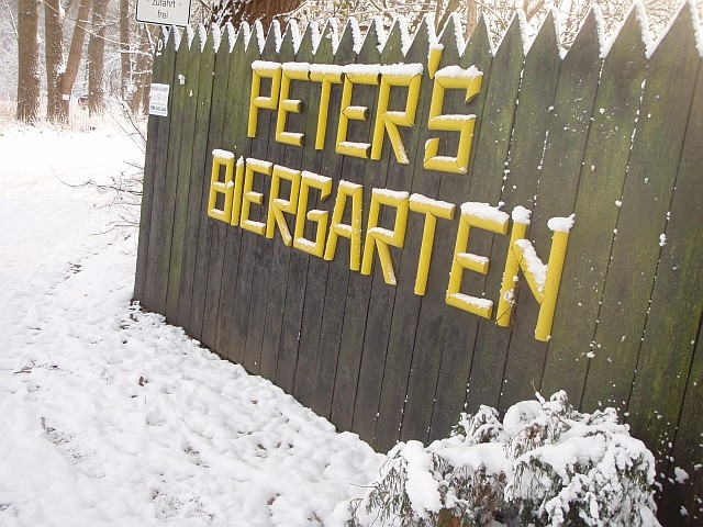 Wanderung Elbsee 8.12.2012 + Peters Biergarten mit actiondates