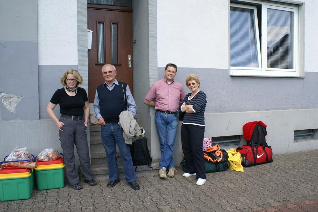 Level Club Düsseldorf Plattbodenfahrt 2011