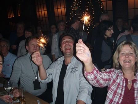 Booster 2011 - auch hier wieder 38 Levler dabei