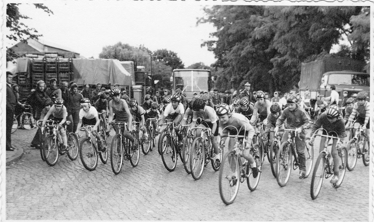 Lübbener Radrennsport in den 80er Jahren