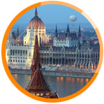 Budapest - Paris des Ostens