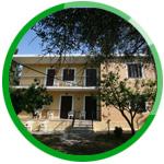 Gruppenhaus Villa Nepheli in Karousades