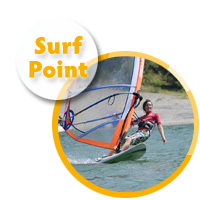 Surfpoint Camp Idro am Idrosee