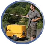 Wir erledigen für Sie Renovierungsarbeiten und kleine Reparaturen.