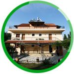Gruppenhaus Villa Aphrodite in Karousades