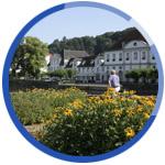Barocke Hugenottenstadt Bad Karlshafen