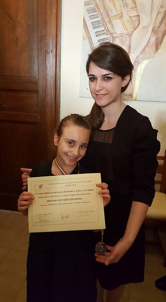 Premiazione Concorso AMA Calabria 2016