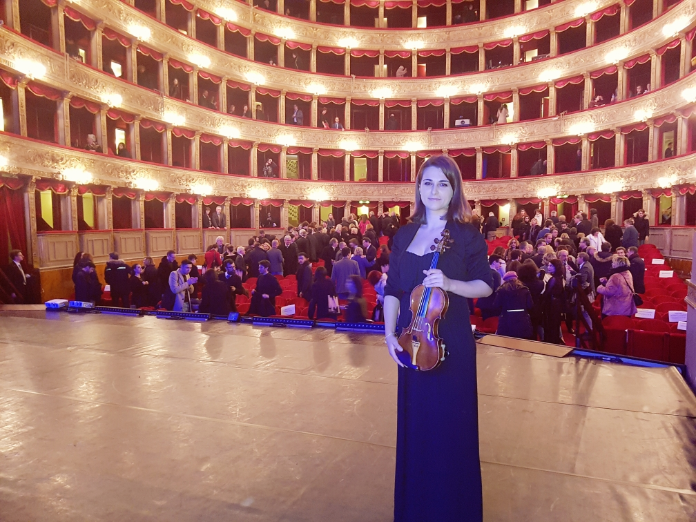 Concerto Teatro Argentina, Roma