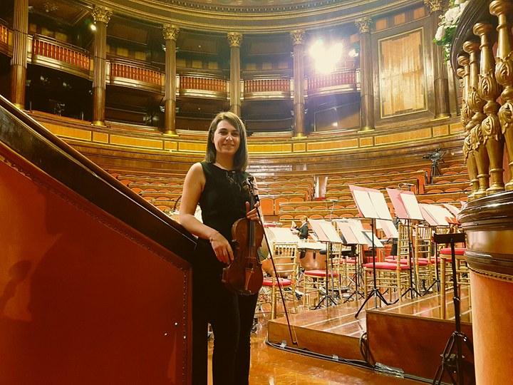 Concerto di Natale, Senato Roma 2017
