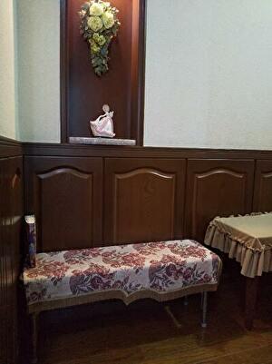 さいたま市中央区上落合(大宮区は教室のある通りの目の前)_バスティン_楽しいピアノ教室_RIKO音楽教室_待っていただくスペース