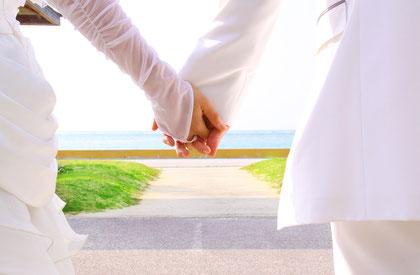 結婚のプロデュースはおまかせください
