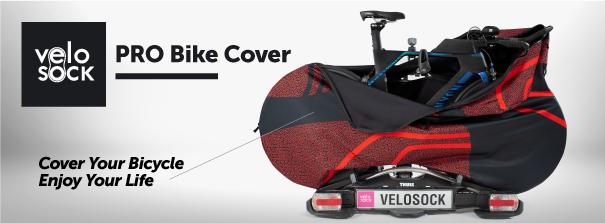 Protégez votre vélo lors de son transport avec Velosock