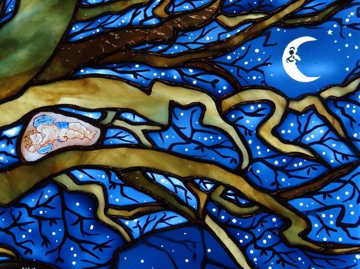 木々に眠る妖精