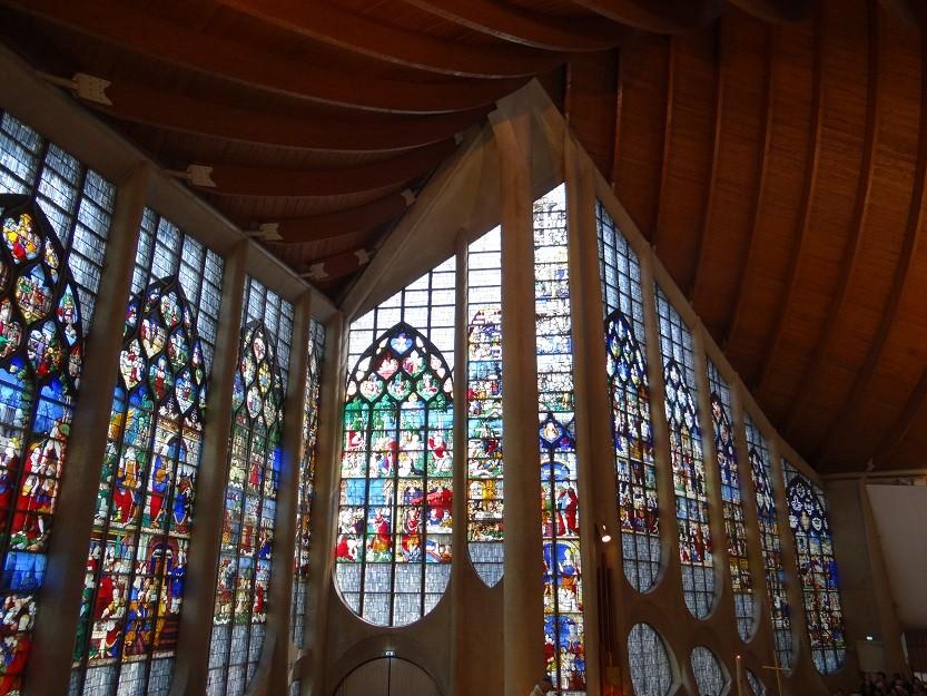 16世紀のステンドグラス