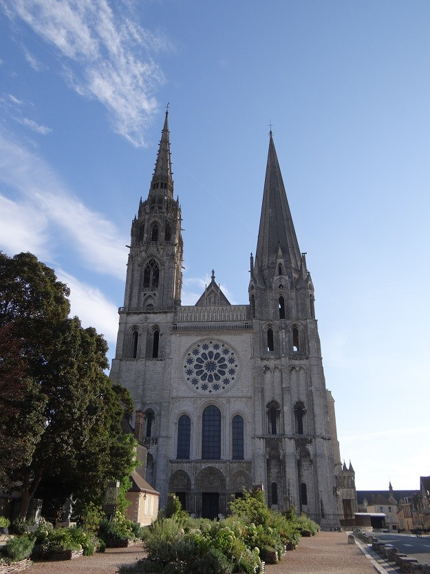 ノートルダム大聖堂 全景