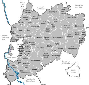 Fensterputzer Landkreis Unterallgäu