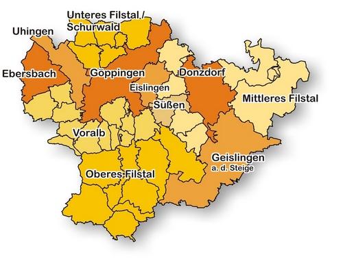 Fensterputzer Landkreis Göppingen