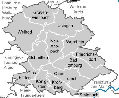 Fensterputzer Hochtaunuskreis