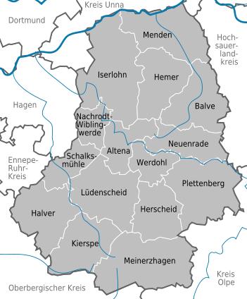 Fensterputzer Landkreis Märkischer Kreis