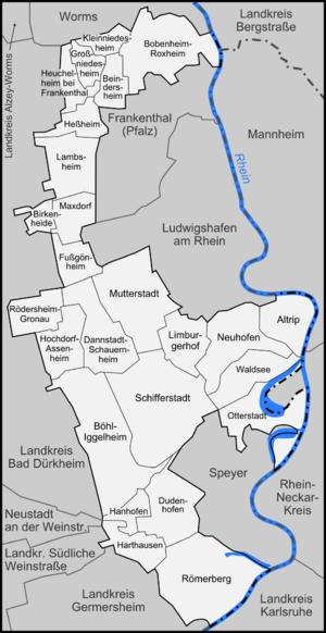 Fensterputzer Landkreis Rhein-Pfalz-Kreis