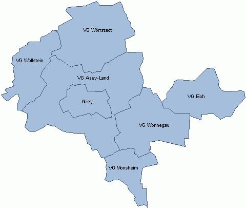 Fensterputzer Landkreis Alzey-Worms