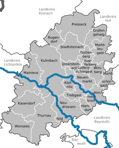 Fensterputzer Landkreis Kulmbach