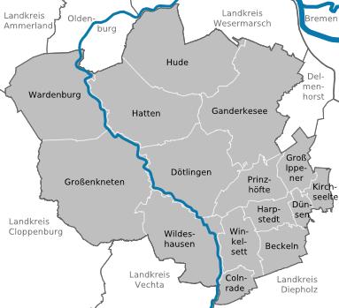 Fensterputzer Landkreis Oldenburg