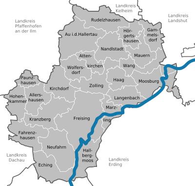 Fensterputzer Landkreis Freising