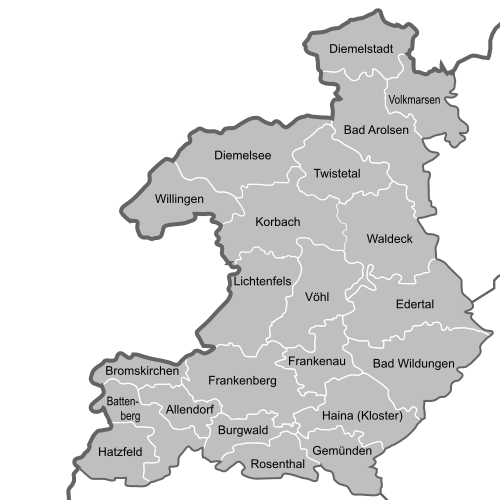 Fensterputzer Landkreis Waldeck-Frankenberg