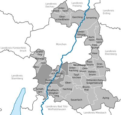 Fensterputzer Landkreis München