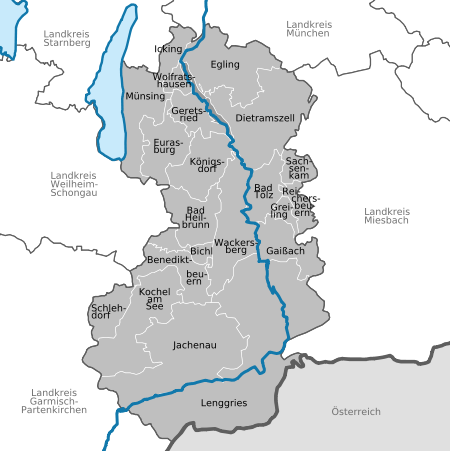 Fensterputzer Bad Tölz Wolfratshausen