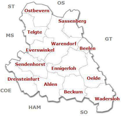 Fensterputzer Kreis Warendorf