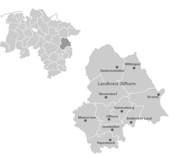 Fensterputzer Landkreis Gifhorn