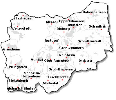 Fensterputzer Darmstadt-Dieburg
