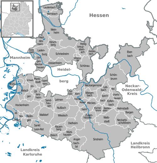 Fensterputzer Landkreis Rhein-Neckar-Kreis