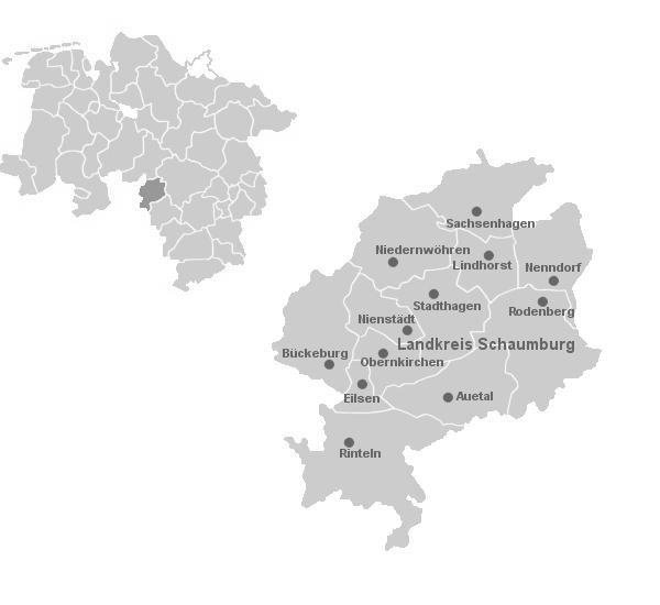 Fensterputzer Landkreis Schaumburg